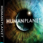 Documentário - Serie da BBC Planeta Humano 8 DVDs