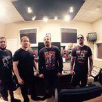 Música - Krisiun gravando novo álbum nos EUA