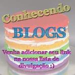 Divulgue seu Blog no meu.