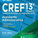 Apostilas Conselho Regional de Educação Física - CREF 13ª Região (2015)