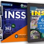 Curso Online Completo do INSS 2015 - Técnico do Seguro Social