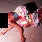 Violência - Crueldade: homem mata a namorada grávida e leva cabeça à Delegacia de polícia!