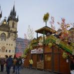 Conheça os mercados de páscoa de Praga!