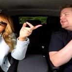Celebridades - Mariah Carey arrasa em karaokê no carro