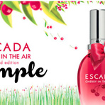Amostra Grátis - Perfume Escada Cherry In The Air