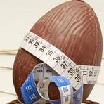 Receita de Ovo de Páscoa Nutritivo e que Não Engorda