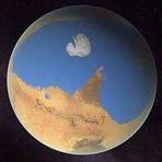 Marte pode ter tido um oceano