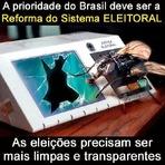 URNA ELETRÔNICA BRASILEIRA É INCONSTITUCIONAL E NÃO   CONFIÁVEL