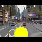 Google Maps vira jogo do PacMan