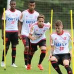 Futebol - Flamengo muda filosofia para voltar a revelar craques.