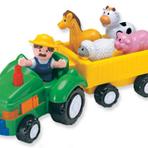 Brinquedos são estiletes poderosos de formatação moral