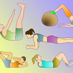 Exercícios Para Perder Barriga e Ficar em Forma
