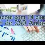 Excel VBA Avançado - 14 Cursos + de 260 Aulas