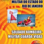 Apostila Concurso Corpo de Bombeiros Militar / RJ 2015 SOLDADO BOMBEIRO MILITAR GUARDA-VIDAS - CD GRÁTIS