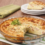 Culinária - Receita de Omelete ao Forno