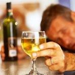 A bebida alcoólica