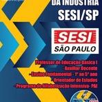 Apostila Concurso SESI SP - Professor de Educação Basica