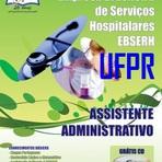 Apostila Concurso HC-UFPR EBSERH 2015 - Assistente em Administração