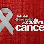 08 de Abril Dia Mundial de Combate ao Câncer