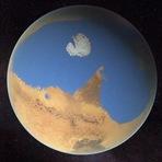 Marte já teve um grande oceano de água, revela novo estudo (com video)
