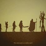 """Elfos, Humanos, Anões e Orcs: Histórias de Fantasia são racialistas? PARTE 1 - A """"raças"""" de Tolkien"""