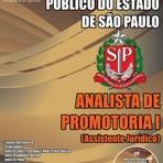 Apostila Analista de Promotoria I (Assistente Jurídico) Concurso MP/SP