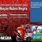 Sócios do Flamengo tem descontos na Walmart.