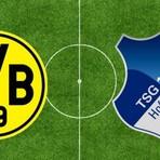 Borussia Dortmund x Hoffenheim ao Vivo Pela Copa da Alemanha