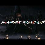 Como seria se Harry Potter encontrasse Friends?