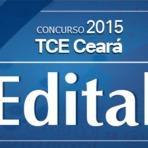 Concurso TCE Ceará 2015 - divulgado edital para seleção de novos servidores