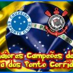 Maiores Campeões do Campeonato Brasileiro - Era dos Pontos Corrido