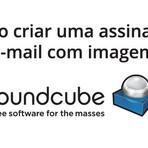 Como criar uma assinatura de e-mail com imagem no Roundcube
