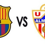 Barcelona x Almeria Ao Vivo Campeonato Espanhol
