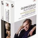 Documentários - Glenn Gould Toca Bach 3 DVDs