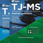 Apostila Concurso TJ-MS 2015 - Analista Judiciário