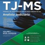 Apostila Concurso Tribunal de Justiça MS 2015 - Analista Judiciário