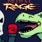 Primal Rage - Senhor Terror Games