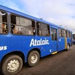 Transporte coletivo de Aracaju evolui na renovação de frota