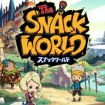 Assistam ao trailer de The Snack World