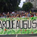 Justiça paulista manda construtoras abrirem portões do Parque Augusta para a população