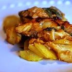 Culinária - Receita de bacalhau à Preciosa