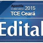 Inscrição do Concurso Público Tribunal de Contas (CE) Edital TCE/Ceará 2015