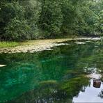 Turismo - O paradisíaco Lago Azul de Tatarstan