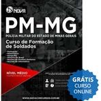 Apostila Concurso PMMG Curso de Formação de Soldados 2015