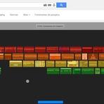 Jogo do Google Imagens - Atari Breakout
