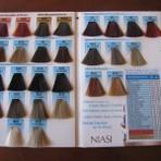 Tabela de cores biocolor