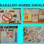 Trabalho escolar sobre drogas