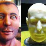 Igreja recebe busto com 'novo rosto' de Santo Antônio