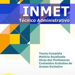 Concursos Públicos - Apostila Concurso MAPA INMET 2015 - Técnico Administrativo