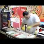 O cozinheiro Russo mais rápido do mundo